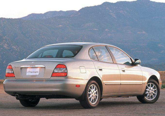 2001 daewoo leganza information rh autoblog com Isuzu Trooper Repair Manual Volvo V50 Repair Manual