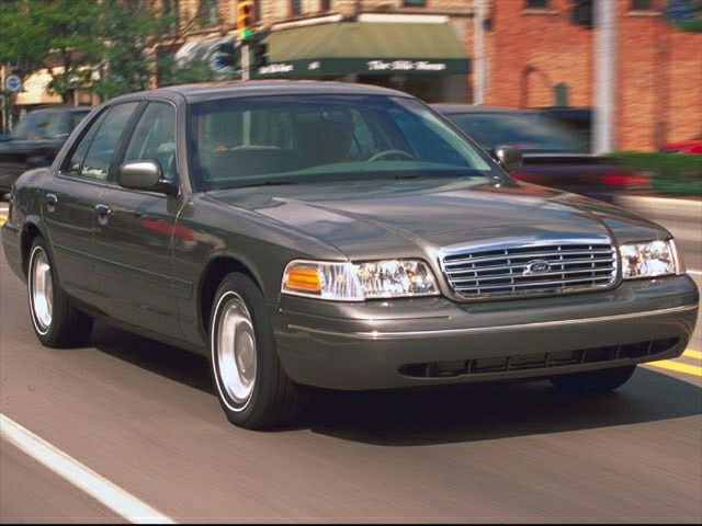 2001 Crown Victoria