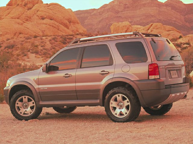 Ford Escape Information - 2001 ford