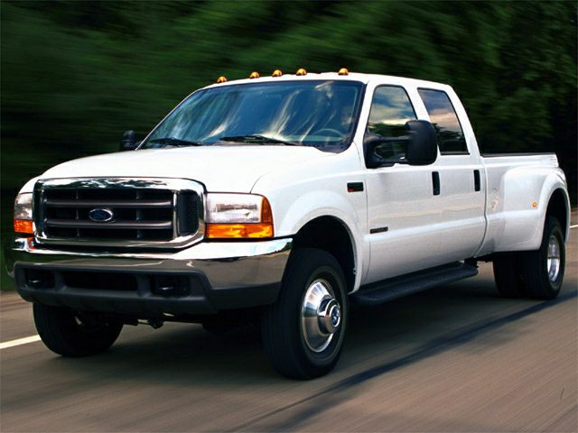 2001 ford f 350 xl 4x2 sd crew cab 156 2 in wb drw hd information. Black Bedroom Furniture Sets. Home Design Ideas