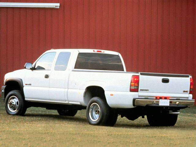 2002 Sierra 3500