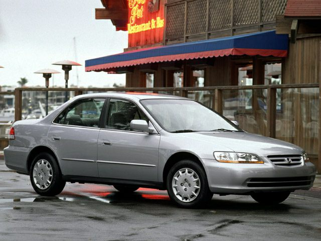 2001 Honda Accord 3.0 EX w/Leather 4dr Sedan Trade In and Resale Values