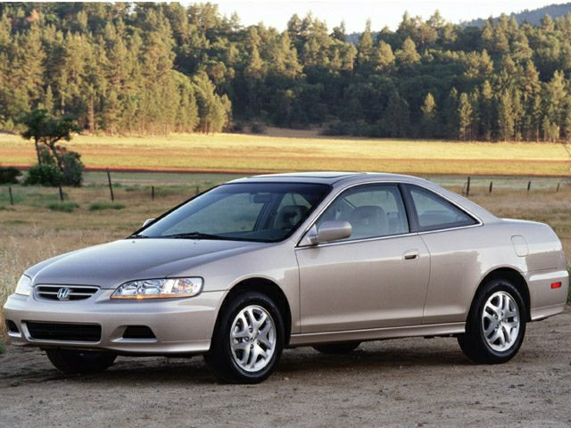 2002 Honda Accord Exterior Photo