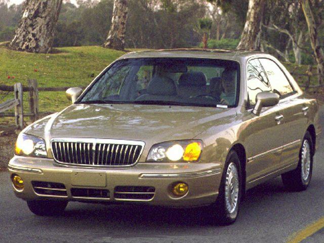 2001 hyundai xg300l