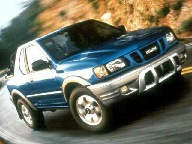 2001 Isuzu Rodeo Sport Exterior Photo