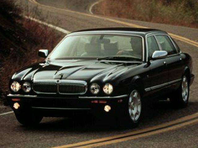 2001 Jaguar XJ8 Exterior Photo