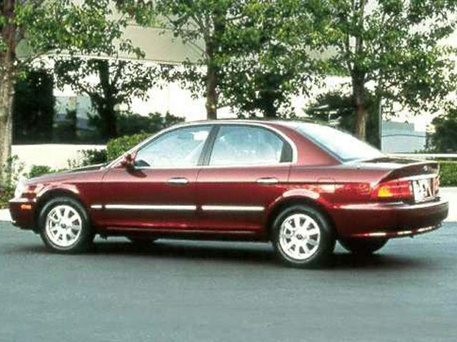 2001 Optima