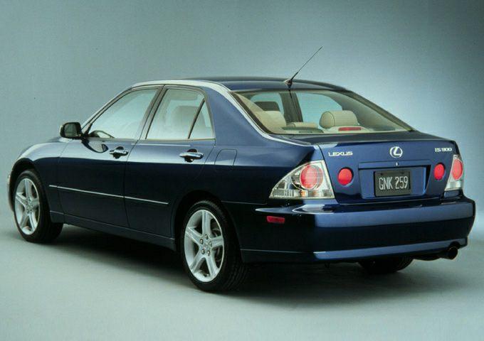 2001 Lexus IS 300 Exterior Photo