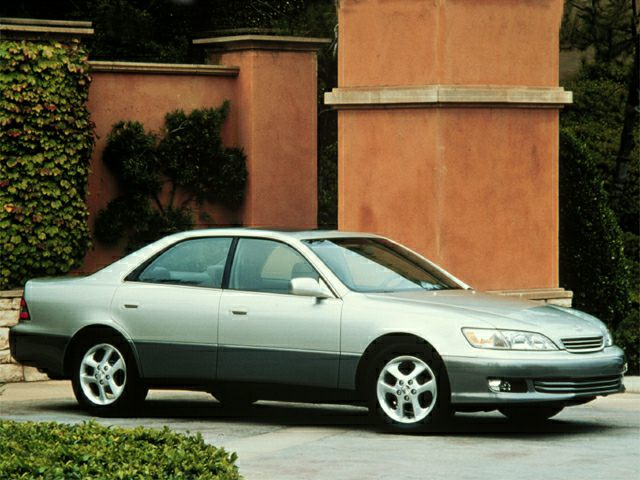 2001 ES 300