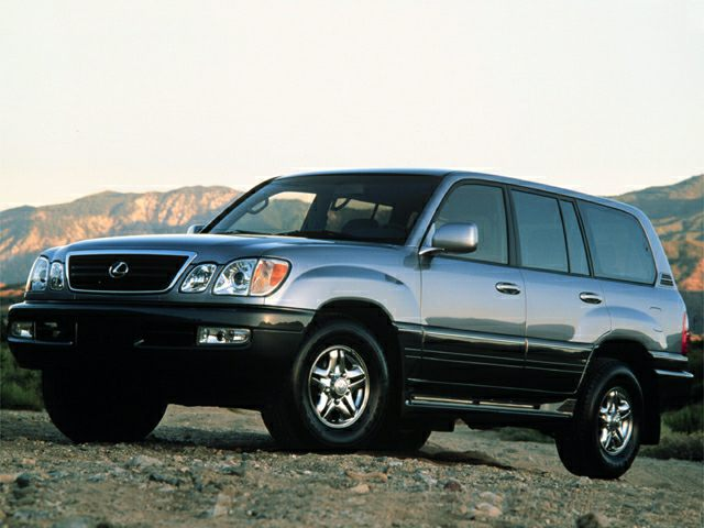 2001 LX 470