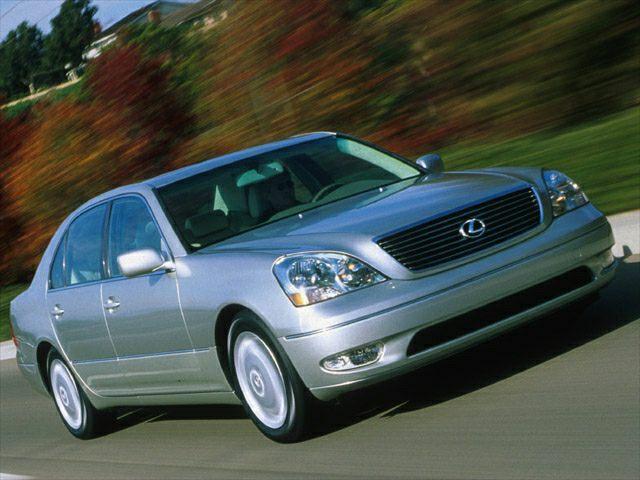 2001 Lexus LS 430 Exterior Photo
