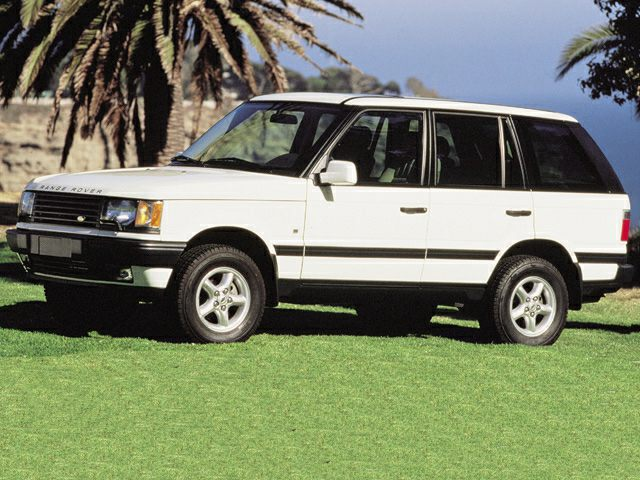 2001 Land Rover Range Rover Information