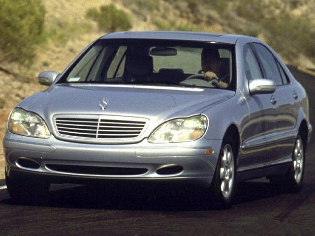 2001 mercedes s500 specs
