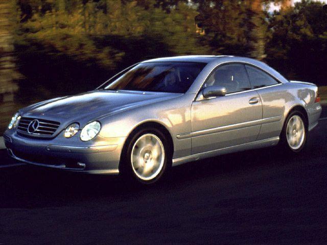 2001 CL-Class