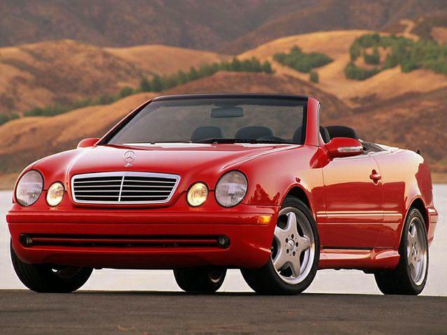 2001 Mercedes Benz Clk Class Base Clk 430 2dr Convertible Specs And Prices
