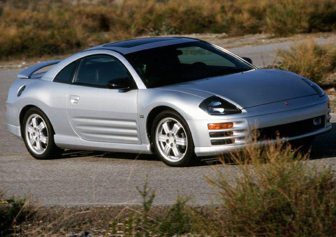 2001 Mitsubishi Eclipse Exterior Photo