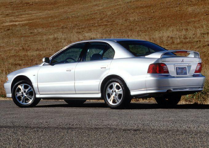 2001 Mitsubishi Galant Reviews Specs Photos