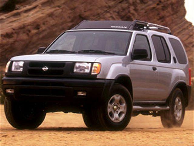 2001 xterra engine
