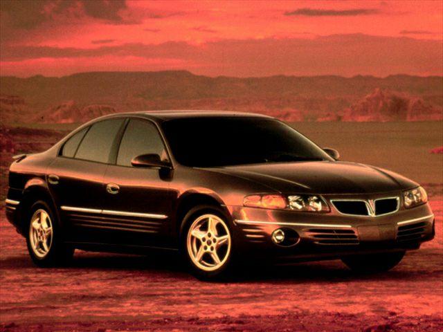 2001 Pontiac Bonneville Exterior Photo