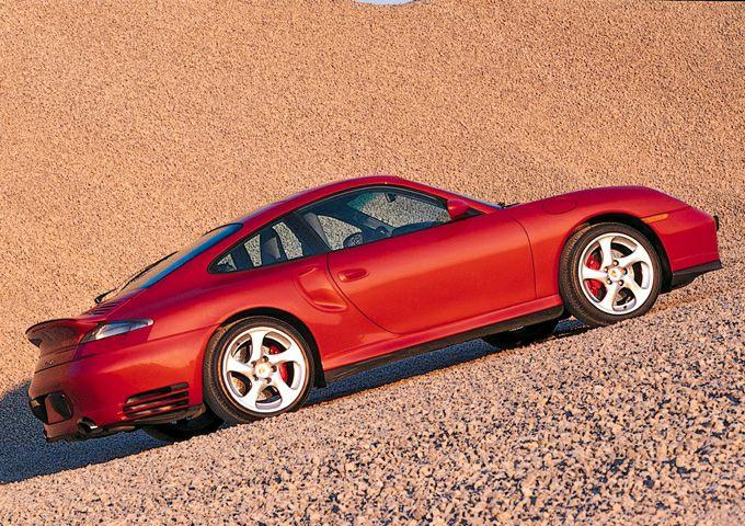 2001 Porsche 911 New Car Test Drive