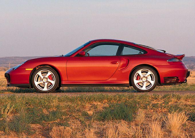 2001 Porsche 911 Exterior Photo
