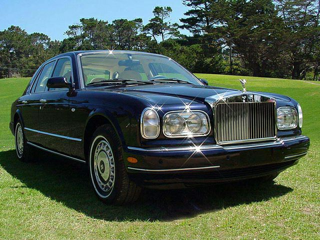 2001 Rolls-Royce Silver Seraph Exterior Photo