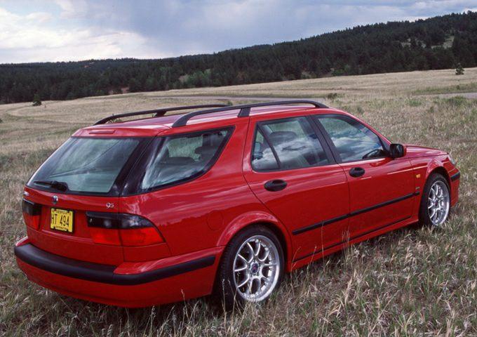 2001 saab 9-5 turbo specs