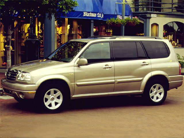 2001 Grand Vitara XL-7