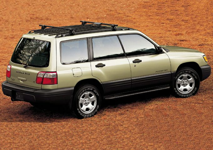 2001 subaru forester owner reviews and ratings autoblog