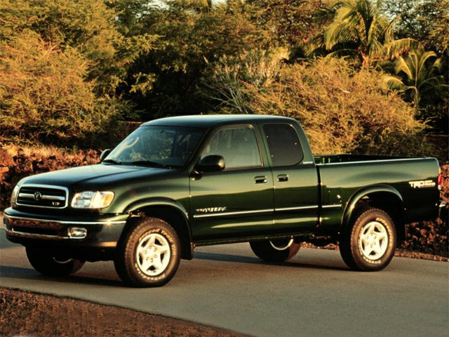 2001 Toyota Tundra Ltd V8 4dr 4x2 Access Cab Specs And Prices