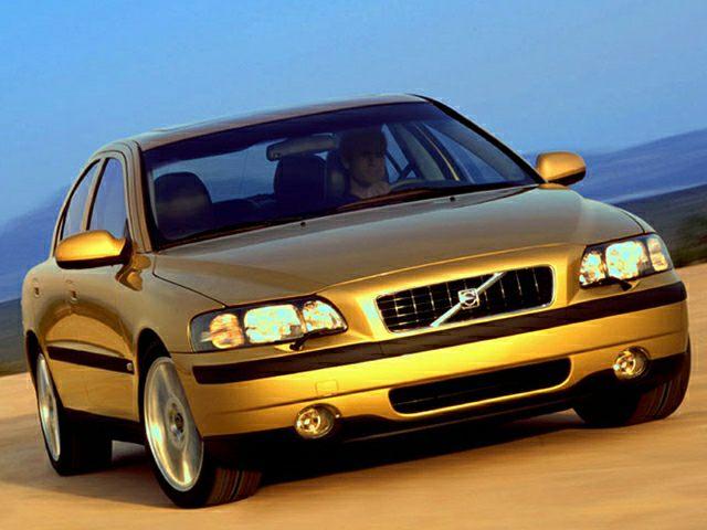 2001 S60