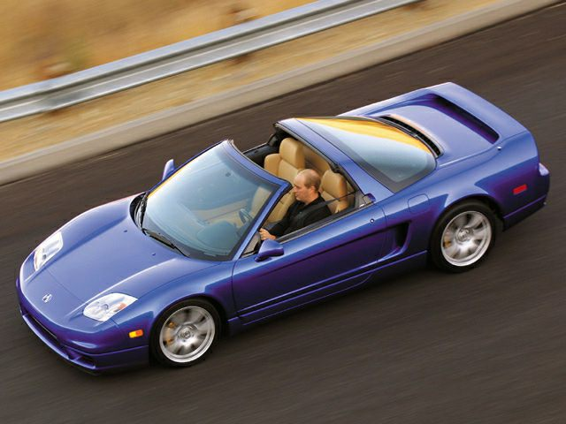 2002 acura nsx t 3 0l open top 2dr coupe pictures. Black Bedroom Furniture Sets. Home Design Ideas