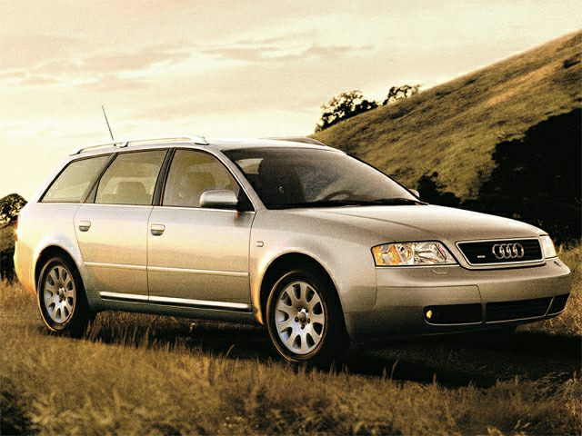 Audi A Avant Dr Allwheel Drive Quattro Station Wagon Equipment - 2002 audi quattro