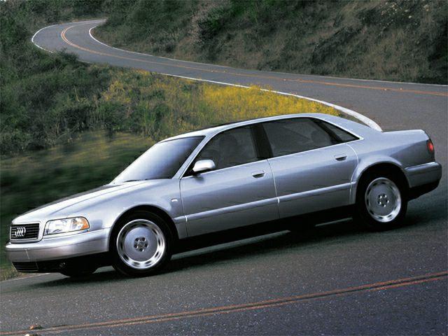 Audi A L Dr Allwheel Drive Quattro Sedan Information - 2002 audi