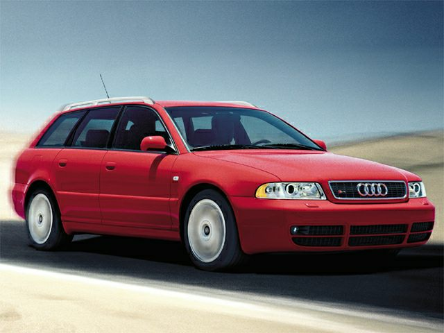 2002 Audi S4 2 7T 4dr All-wheel Drive Quattro Station Wagon Pictures