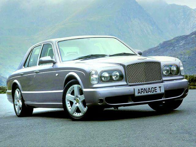 2003 Arnage