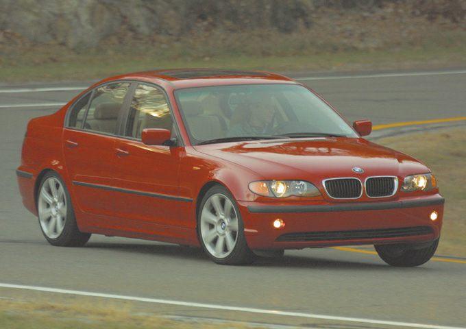 BMW New Car Test Drive - 2002 bmw 330 convertible