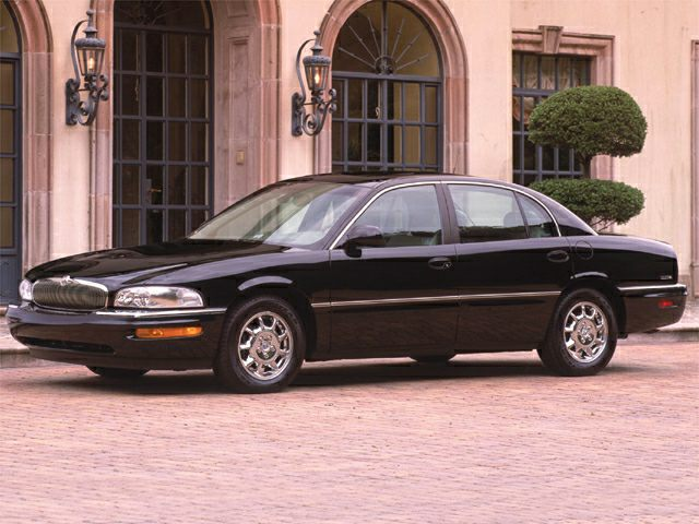 Buged on 2003 Buick Park Avenue Ultra