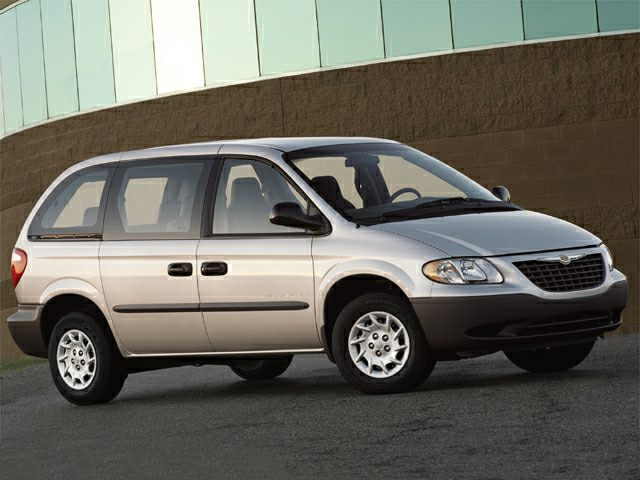 2002 Chrysler Voyager Base Passenger Van Specs And Prices
