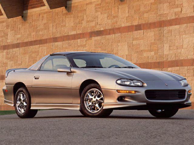 2002 Chevrolet Camaro Information