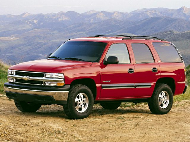2002 Chevrolet Tahoe Z71 4dr 4x4 Specs And Prices