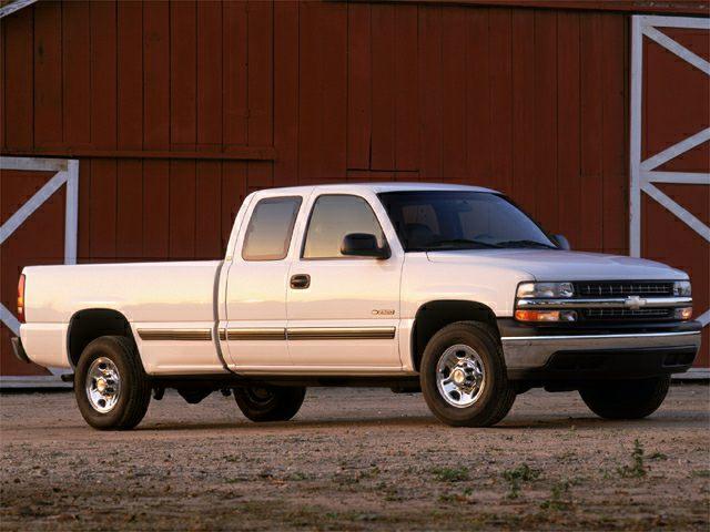 2002 Silverado 2500