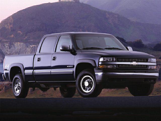 2002 Silverado 1500HD