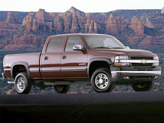 2002 Silverado 2500HD