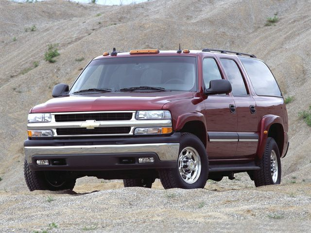 2002 chevrolet suburban 2500 information. Black Bedroom Furniture Sets. Home Design Ideas
