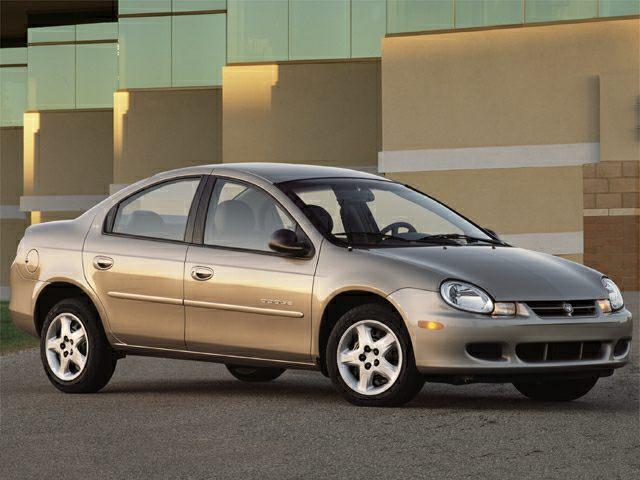 2002 dodge neon base 4dr sedan book value