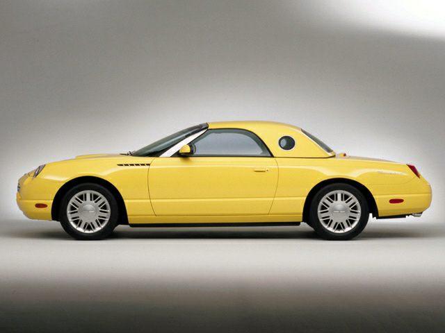 2002 Thunderbird