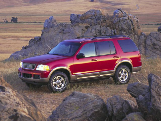 2002 Ford Explorer Eddie Bauer 4dr 4x4 Specs And Prices