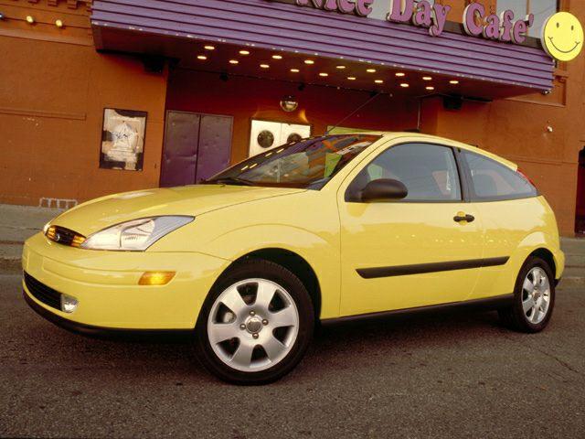 2001 Ford Focus Zx3 >> 2002 Ford Focus ZX3 Premium 2dr Hatchback Pictures   Autoblog