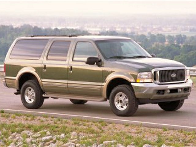 2002 Ford Excursion Limited 6 8l 4dr 4x4 Specs And Prices